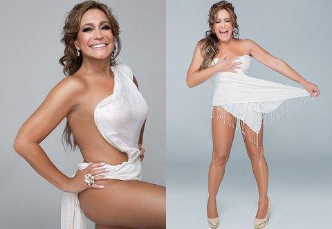 Suzana Vieira: Revista Quem
